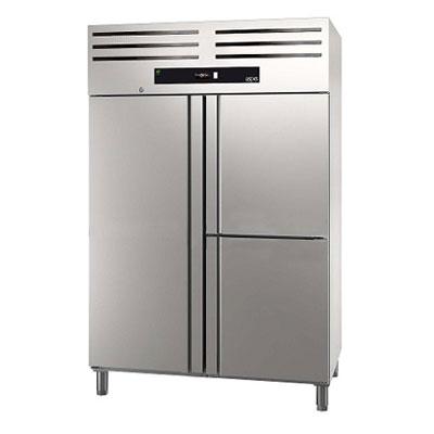 Aspes-a04 GAGP 1603-Armadio frigorifero positivo GN 2/1 (1400 lt.)3 ...